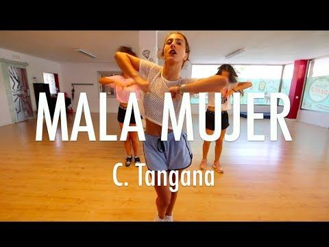 MALA MUJER – C.TANGANA | Choreography Lydia Martorell | Sauvage Velvet Class