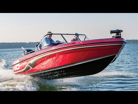 NITRO Boats: ZV18 Multi-Species Fishing Boat