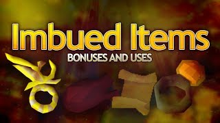 Imbueable Items in OSRS