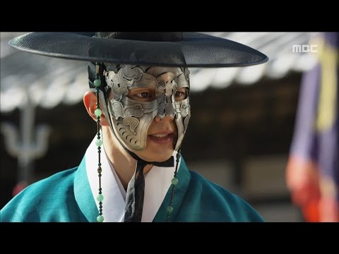 """[TheEmperor:Owner of the Mask]군주-가면의주인ep3,4Seung-ho, """"Water is made for the sky is the people""""170511"""