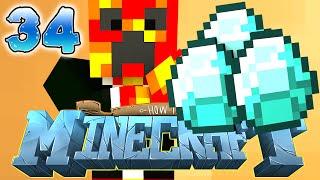 How to Minecraft: DIAMOND MINING CHALLENGE! (34) - w/ Preston & Lachlan! (Minecraft 1.8 SMP)