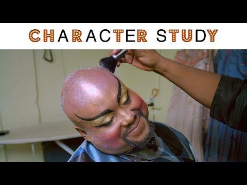 Character Study: ALADDINs Major Attaway Transforms Into Genie