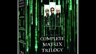 Baixar The Complete Matrix Trilogy Blu Ray Unboxing!