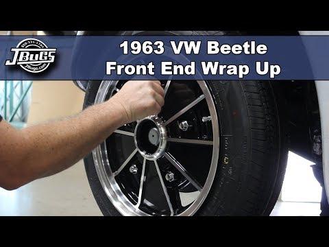 Koni 80-1787 Special D Front Steering Damper for Volkswagen Beetle