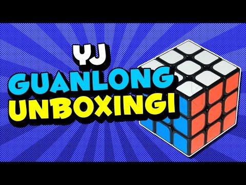 YJ/MOYU GUANLONG UNBOXING [TheCubicle.us]