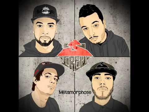 S-Crew-07 Au Coin de ma Rue (Metamorphose Mixtape)