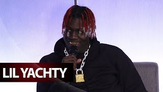 Lil Yachty On His Advice To Lil Xan Rapping More  Lil Boat 2