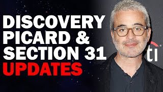 The Future Of Star Trek Alex Kurtzman Talks Discovery, Picard amp Section 31