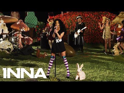 Inna canta live mai bine decat in videoclip