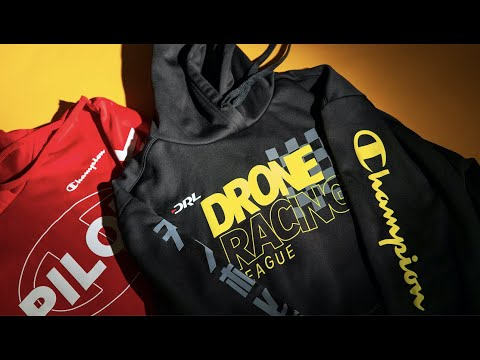 Drone Racing League Partners with BODYARMOR, Champion...