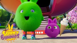 SUNNY BUNNIES - Switching Colours | Season 1 | Cartoons for Children