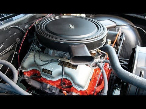 1961-1965 Chevrolet 409 V8 - The Ultimate Budget High Performance V8