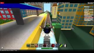 Roblox NYC Subway Simulator