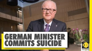 Germany 54year old Minister commits suicide as 39;he was worries of COVID19 impacts39;