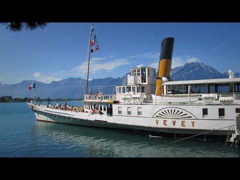 Lake Geneva Cruise to Evian - Switzerland to France