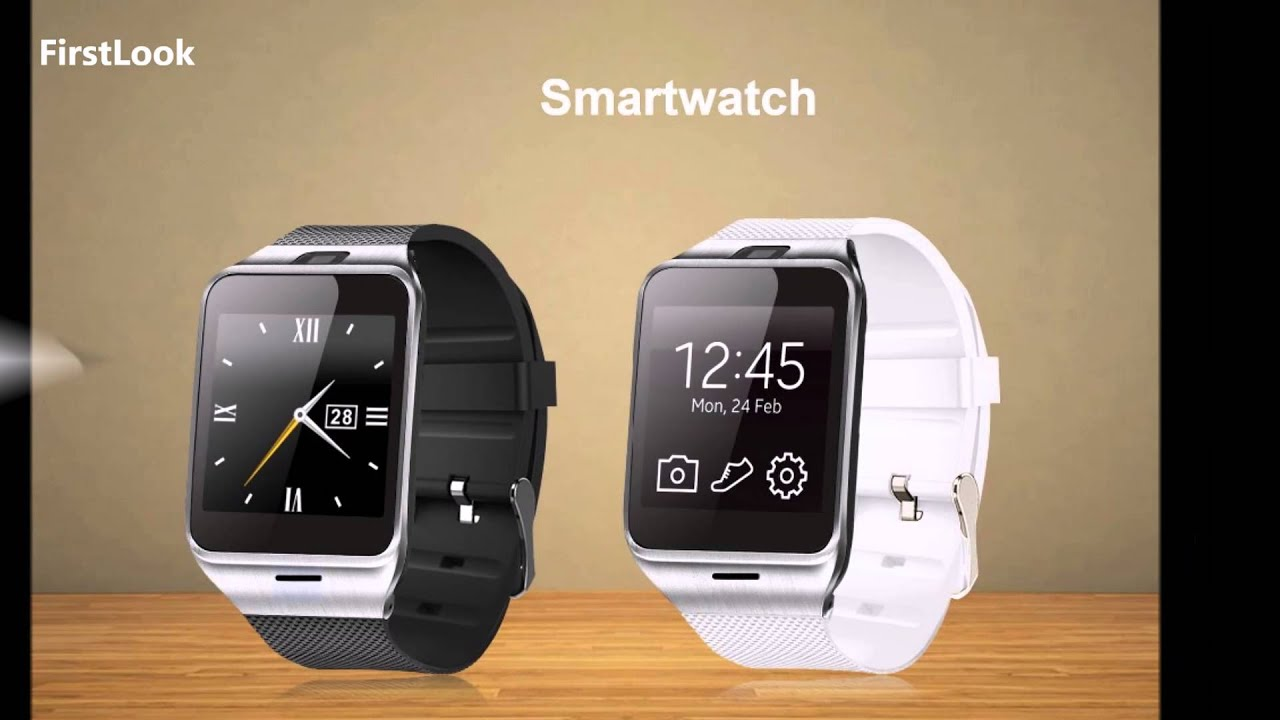 Xiaomi Smartwatch First Look