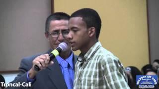 Iglesia de Dios Ministerial de Jesucristo Internacional - Testimonio - Troncal - Cali - Colombia