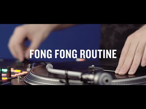 INSIDE TURNTABLISTS - FONG FONG - ROUTINE