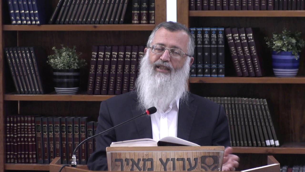 פלא יועץ - תשעה באב | הרב מרדכי ענתבי