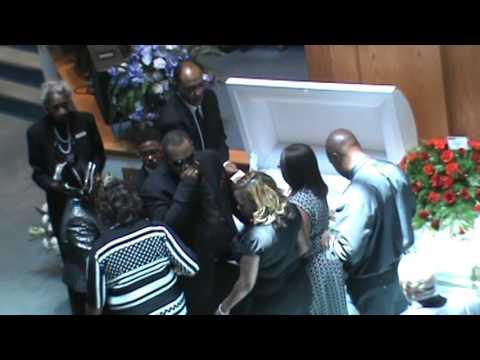 Elder L. C. Wheat Deravis Caine Roger's Home Going
