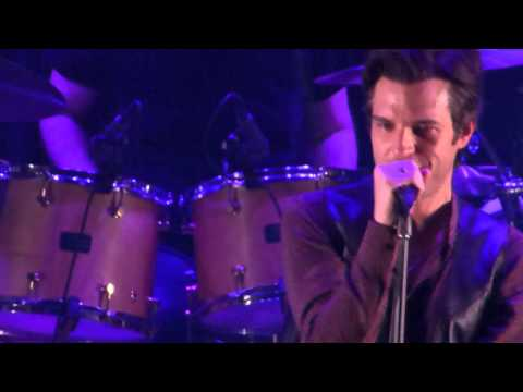 Brandon Flowers - Only The Young / Mr. Brightside , Amsterdam, Paradiso 01-06-2015