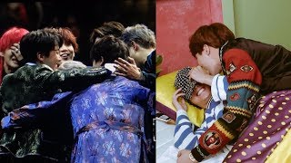 PART 2 :: BTS IS NOT A GROUP, BTS IS A FAMILY - How BTS love each other(TRY NOT TO CRY CHALLENGE)