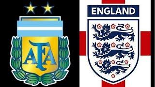 Футбольные войны: Аргентина vs Англия