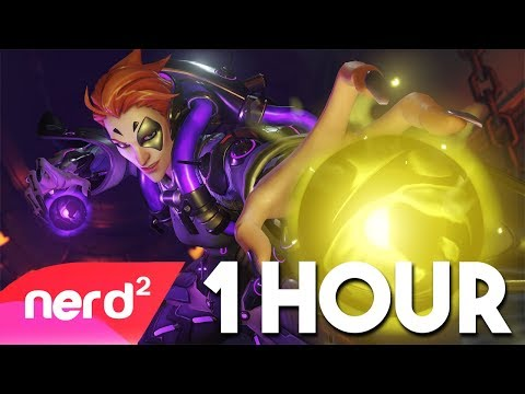 Overwatch Song   Twisted Imagination (Moira)   1 HOUR   #NerdOut! feat. Halocene
