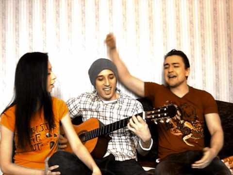 Lyusyen Sur (вокал),Nik Lourens,Blacky ( Russian Cover's 2010)