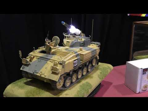 Flory Models Scale Model World 2017 Part 1