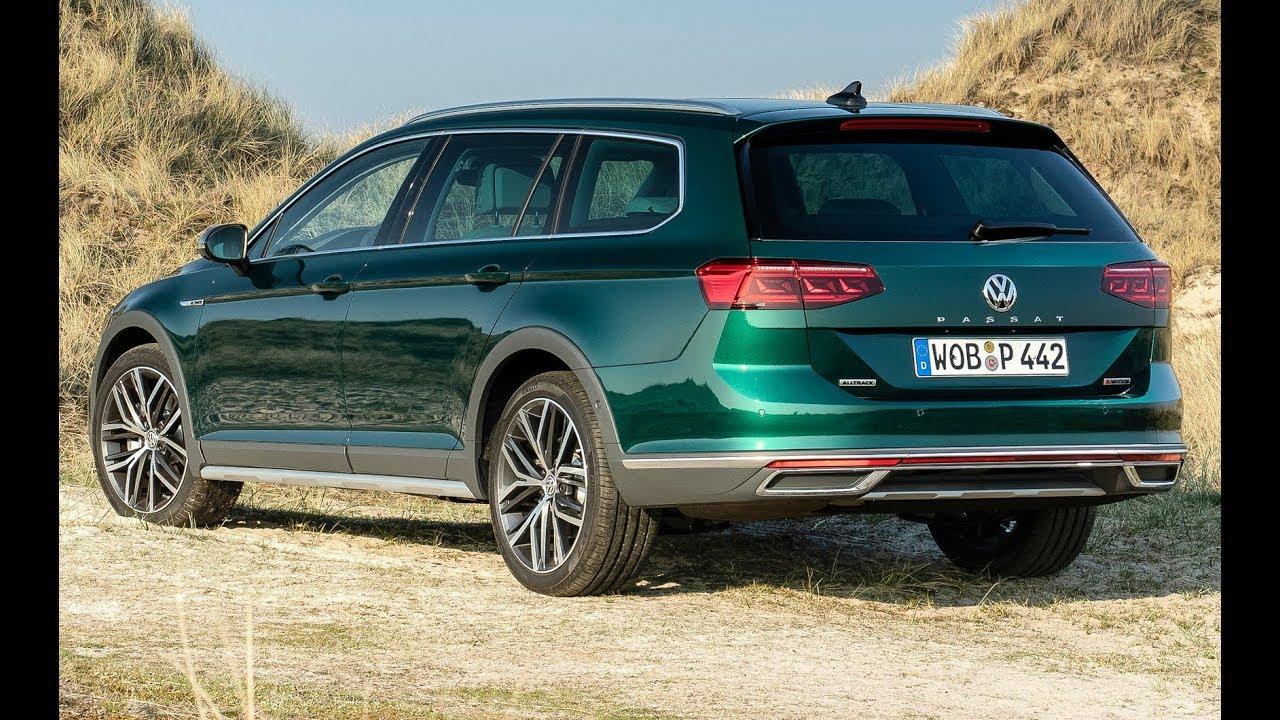 2020 Volkswagen Passat Alltrack Interior Exterior And Drive