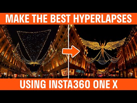 How To Make The Best Hyperlapses Insta360 One X Tutorial