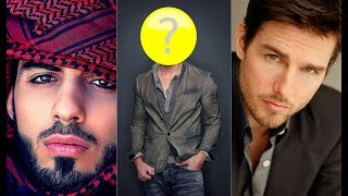 Top 10 Most Handsome Men in The World ( HINDI ) | 2016 - 2017