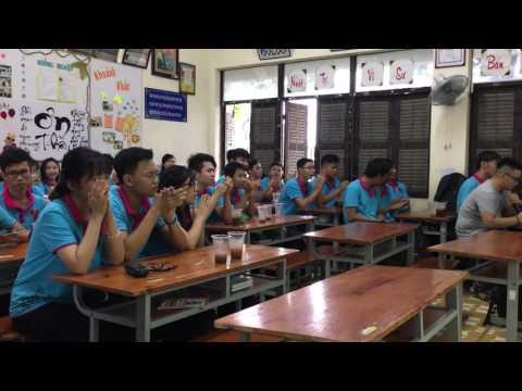 Lớp 12A3 2015 2016 Hermann Gmeiner Gò Vấp