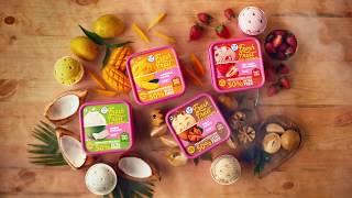 Presenting Fresh Fruit Ice Cream | ...