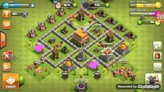 ölü köy aradım clash of clans # 3