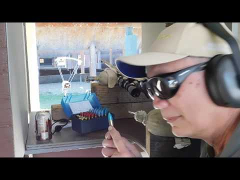 Range Test 458 Winchester Magnum - Trans Sonic NOE HTC 459 500 SP And Lee 458 340 RNFP