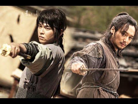 Lee Bang Ji VS Moo Hyul  Six Flying Dragons  Full Fight  Very Heartbreaking