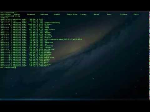 Linux Tutorials: ls