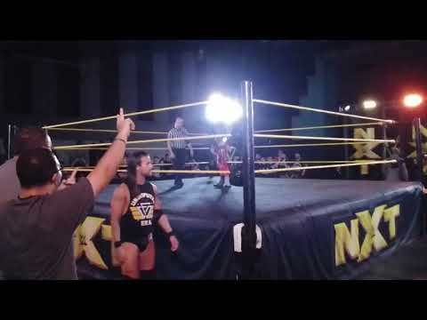 NXT Tampa ! Alister Black vs Murphy part 2 , A new Faction jumps Undisputed Era , and more !