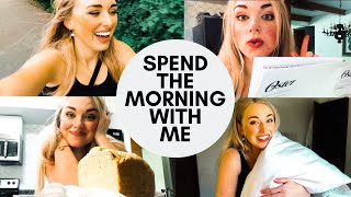 Spend the Morning with Me! | Bread, Q&A, Errands, & More!
