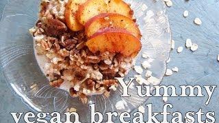 Easy Vegan Breakfast Foods