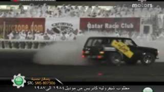 Burnout - Qatar Racing Club - Episode 2 - Part 2/2