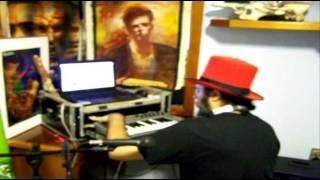 Posthuman Tantra em estúdio 2015 (1)