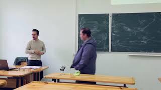 Экономика инноваций. Лекция 7. Азамат Валей (CERGE-EI, Прага)