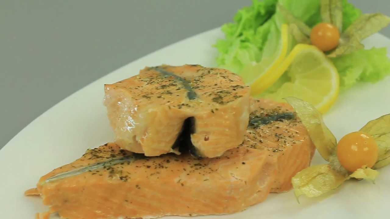 мультиварка арс рецепты приготовления рыбы на пару