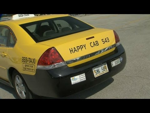 Happy Cab Fuels Taxi Fleet With CNG