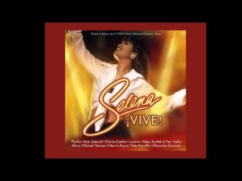 01-Ana Gabriel-Tu Solo Tu (Selena Vive!)