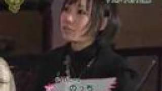 Perfume 「subaseka talk」 in sapporo 1/3.