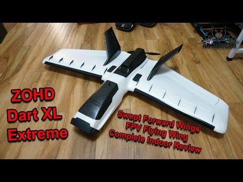 Download Zohd Dart Xl Extreme Fpv Rc Wing Unstallable